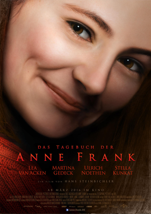 Anne Frank DVD Cover