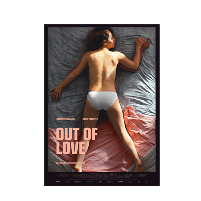 Out Of Love DVD cover